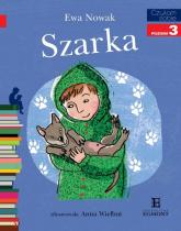 Czytam sobie Szarka poziom 3 - Ewa Nowak | mała okładka