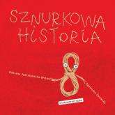 Sznurkowa historia - Roksana Jędrzejewska-Wróbel | mała okładka