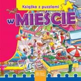 Książka z puzzlami W mieście -  | mała okładka