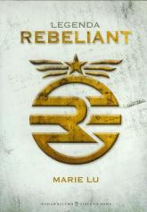 Legenda Rebeliant - Marie Lu | mała okładka