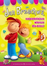 Najpiękniejsze wiersze dla dzieci - Jan Brzechwa | mała okładka