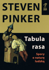 Tabula rasa - Steven Pinker   mała okładka