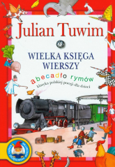 Wielka księga wierszy Abecadło rymów - Julian Tuwim | mała okładka