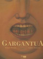 Gargantua - Rabelais Francois, Debeurme Ludovic | mała okładka
