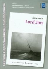 Lord Jim Lektura z opracowaniem i audiobookiem - Joseph Conrad | mała okładka