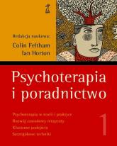 Psychoterapia i poradnictwo Tom 1 -  | mała okładka