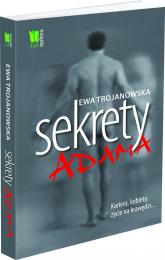 Sekrety Adama - Ewa Trojanowska | mała okładka