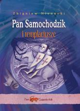 Pan Samochodzik i templariusze - Zbigniew Nienacki   mała okładka