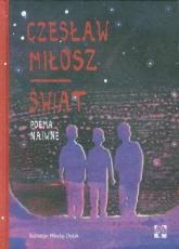 Świat Poema Naiwne - Czesław Miłosz | mała okładka
