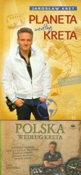 Planeta według Kreta / Polska według Kreta pakiet - Jarosław Kret | mała okładka