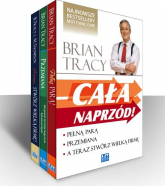 Cała naprzód! Pakiet - Brian Tracy | mała okładka