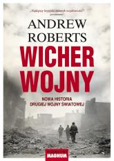 Wicher wojny Nowa historia drugiej wojny światowej - Andrew Roberts | mała okładka