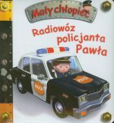 Radiowóz policjanta Pawła - Emilie Beaumont | mała okładka