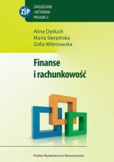 Finanse i rachunkowość - Dyduch Alina, Sierpińska Maria, Wilimowska Zofia | mała okładka
