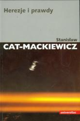 Herezje i prawdy - Stanisław Cat-Mackiewicz | mała okładka