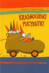 Krasnoludki pucybutki - Joanna Papuzińska | mała okładka