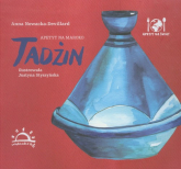 Tadżin Apetyt na Maroko - Anna Nowacka-Devillard | mała okładka