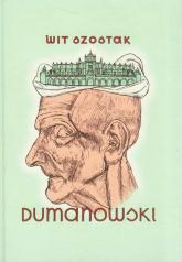 Dumanowski - Wit Szostak | mała okładka