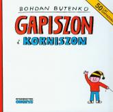 Gapiszon i korniszon - Bohdan Butenko | mała okładka