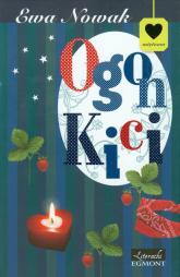 Ogon Kici - Ewa Nowak | mała okładka