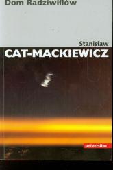 Dom Radziwiłłów - Stanisław Cat-Mackiewicz | mała okładka