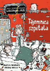 Tajemnica szpitala - Martin Widmark | mała okładka
