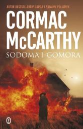 Sodoma i Gomora - Cormac McCarthy | mała okładka