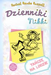 Dzienniki Nikki Tańczę na lodzie - Russell Rachel Renee | mała okładka