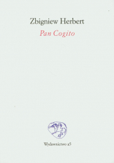 Pan Cogito - Zbigniew Herbert | mała okładka