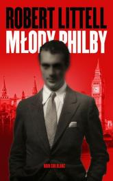 Młody Philby - Robert Littell | mała okładka