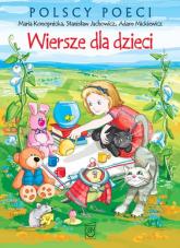 Wiersze dla dzieci - Konopnicka Maria, Jachowicz Stanisław | mała okładka
