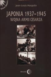 Japonia 1937-1945 Wojna Armii Cesarza - Jean-Louis Margolin | mała okładka