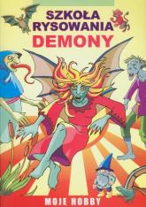 Demony Szkoła rysowania - Mateusz Jagielski | mała okładka