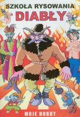 Diabły Szkoła rysowania - Mateusz Jagielski | mała okładka