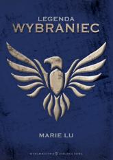 Legenda Wybraniec - Marie Lu | mała okładka