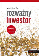 Rozważny inwestor - Maciej Rogala | mała okładka