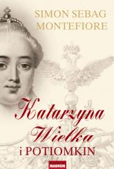 Katarzyna Wielka i Potiomkin - Montefiore Simon Sebag | mała okładka