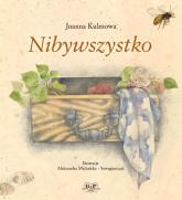 Nibywszystko - Joanna Kulmowa | mała okładka