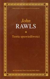 Teoria sprawiedliwości - John Rawls   mała okładka