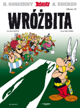 Asteriks Wróżbita Tom 19 - Goscinny Rene, Uderzo Albert | mała okładka