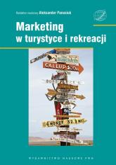 Marketing w turystyce i rekreacji -  | mała okładka