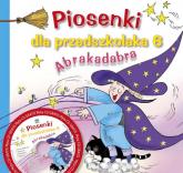 Piosenki dla przedszkolaka 6 Abrakadabra - Danuta Zawadzka   mała okładka