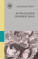 Bitwa książek Opowieść balii - Jonathan Swift | mała okładka