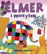 Elmer i motylek - David McKee | mała okładka