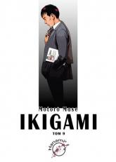 Ikigami 9 - Motoro Mase | mała okładka