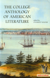 The College Anthology of American Literature - Zygmunt Mazur | mała okładka