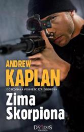Zima Skorpiona - Andrew Kaplan | mała okładka