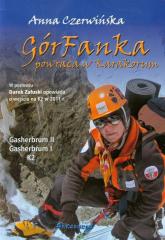 GórFanka powraca w Karakorum - Anna Czerwińska | mała okładka