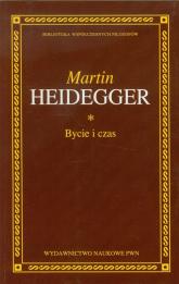 Bycie i czas - Martin Heidegger | mała okładka