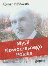Myśli nowoczesnego Polaka - Roman Dmowski | mała okładka